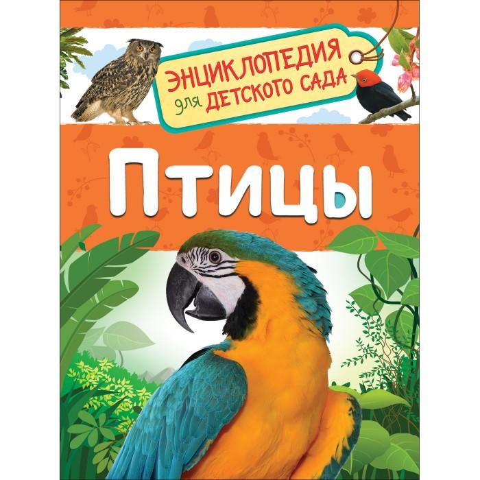Энциклопедии Росмэн Энциклопедия для детского сада Птицы