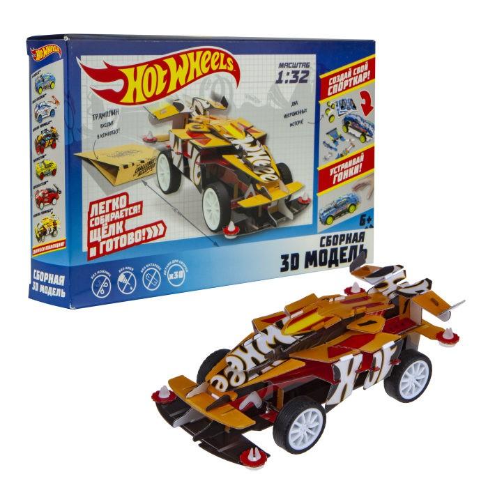 1 Toy Hot Wheels Сборная модель Winning Formula от 1 Toy