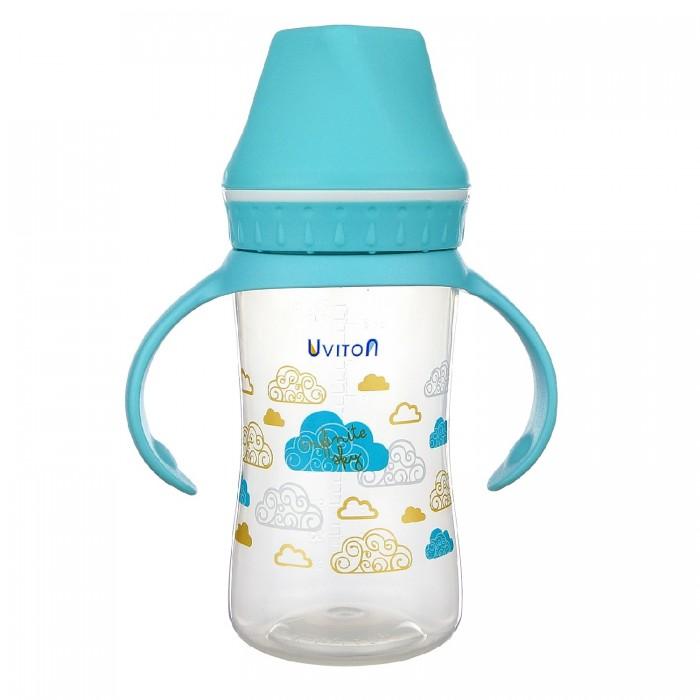 Купить Бутылочка Uviton с широким горлышком 250 мл в интернет магазине. Цены, фото, описания, характеристики, отзывы, обзоры