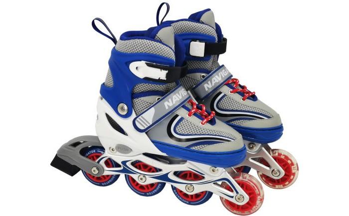 Купить Детские ролики Navigator колеса PVC со светом в интернет магазине. Цены, фото, описания, характеристики, отзывы, обзоры
