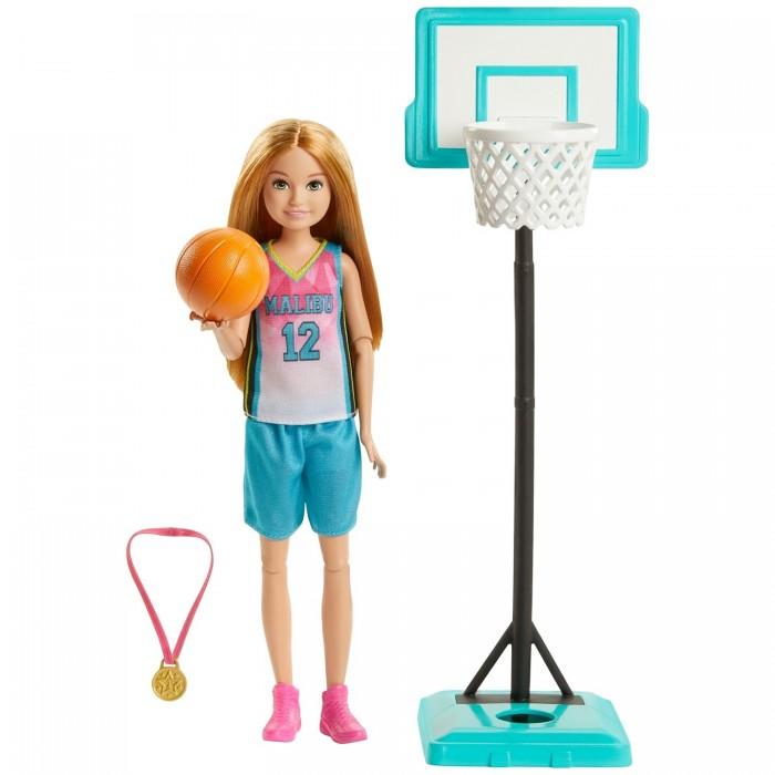 Куклы и одежда для кукол Barbie Игровой набор Спортивные сестренки
