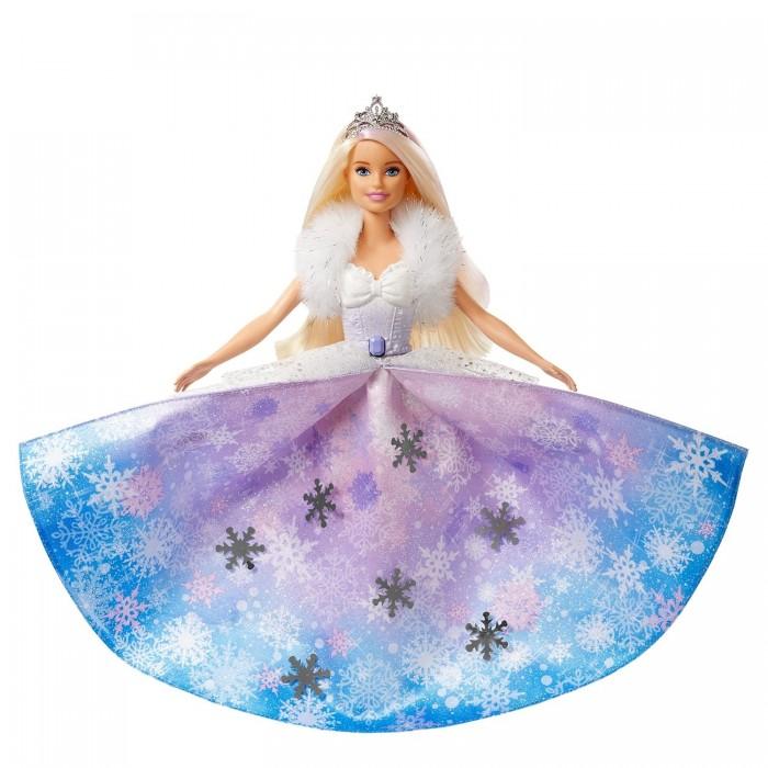 Barbie Кукла Снежная принцесса фото