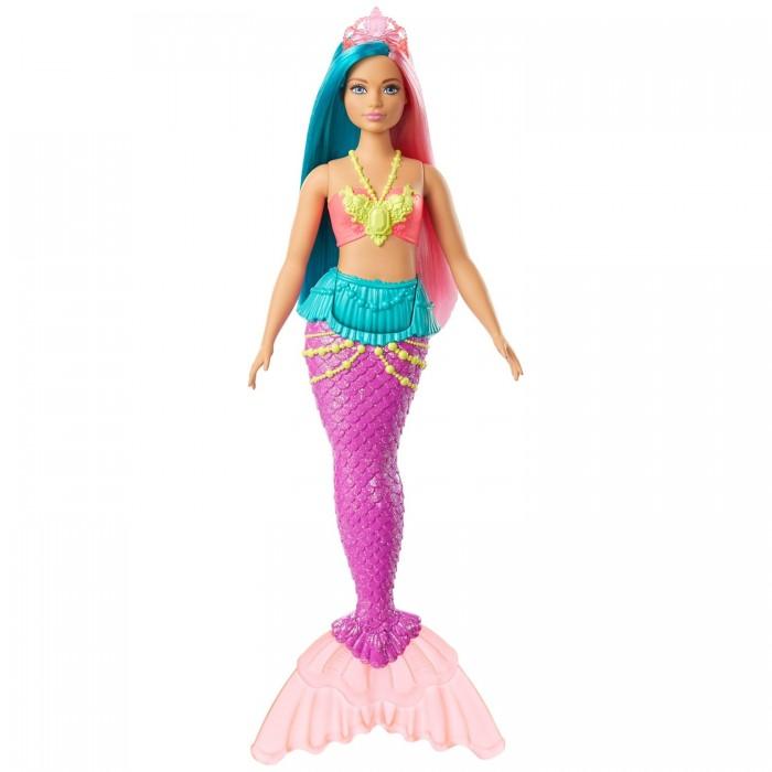 Купить Куклы и одежда для кукол, Barbie Кукла Русалочка