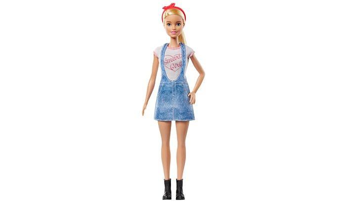 Куклы и одежда для кукол Barbie Кукла из серии Загадочные профессии GLH62