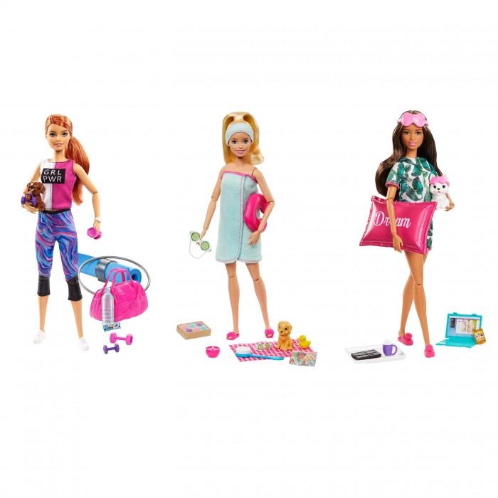 Купить Куклы и одежда для кукол, Barbie Игровой набор Релакс