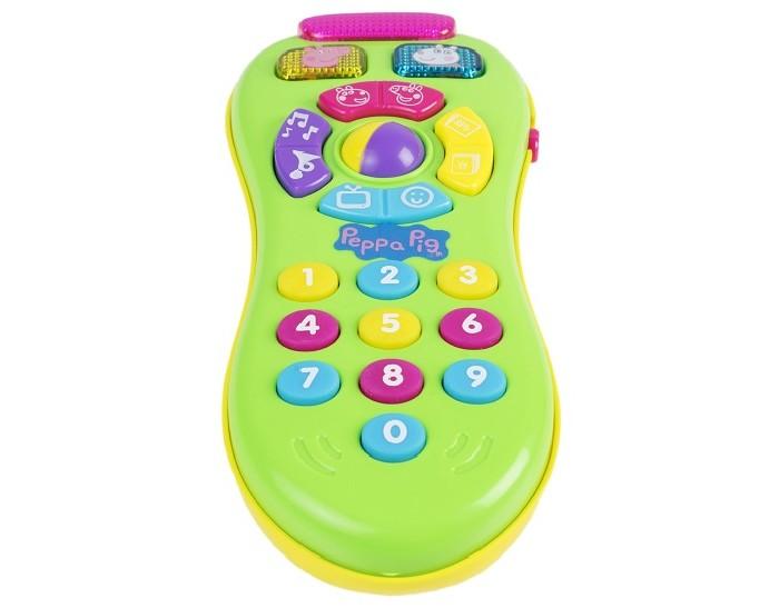 Купить Электронные игрушки, Свинка Пеппа (Peppa Pig) Обучающий пульт