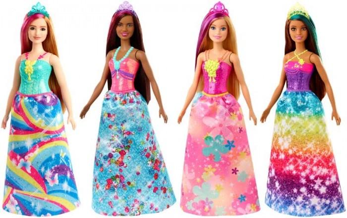 Куклы и одежда для кукол Barbie Кукла Принцесса GJK12