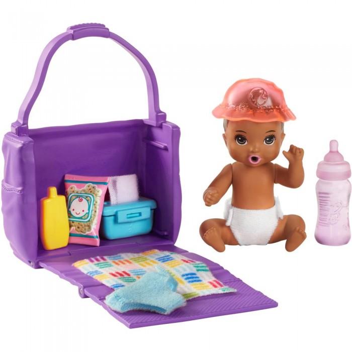 Купить Куклы и одежда для кукол, Barbie Набор Малыш с аксессуарами