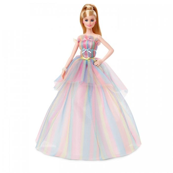 Куклы и одежда для кукол Barbie Коллекционная кукла Пожелания ко дню рождения