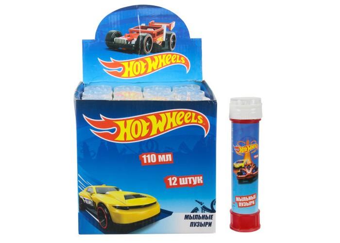 Мыльные пузыри 1 Toy Hot Wheels 110 мл