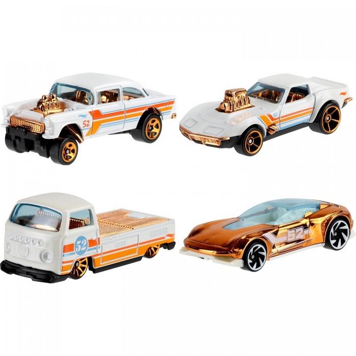 Машины Hot Wheels Машинка Перламутр и хром премиальная