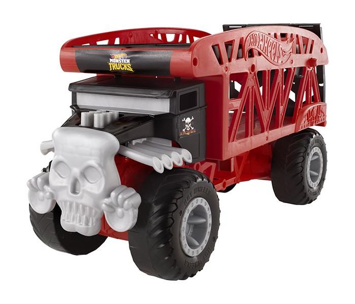 Купить Машины, Hot Wheels Monster Trucks Тягач