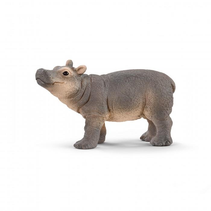 Schleich Фигурка Детеныш бегемота от Schleich