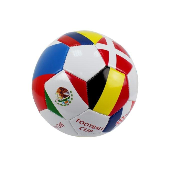 Мячи 1 Toy Футбольный мяч Play Off 23 см