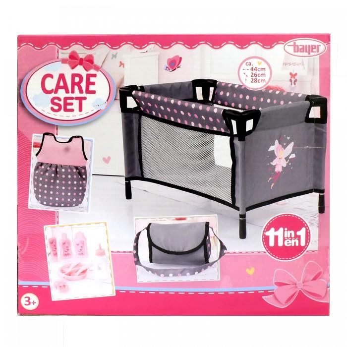 Купить Игровые наборы, Bayer Набор аксессуаров для кукол 61766AB