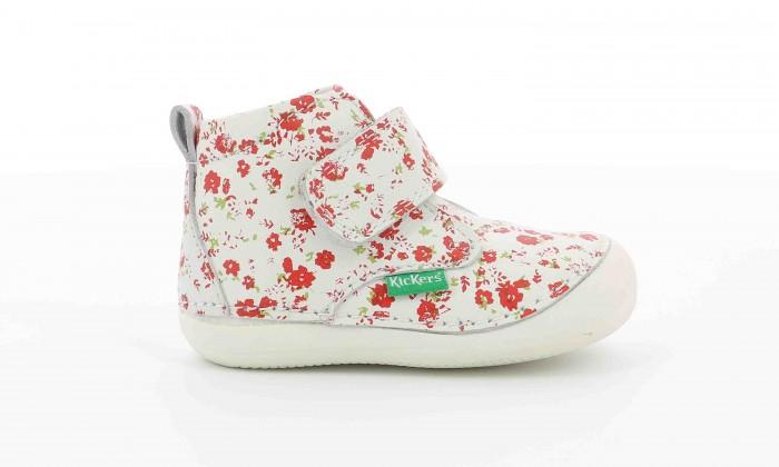 Купить KicKers Ботинки для девочки 584346-10 в интернет магазине. Цены, фото, описания, характеристики, отзывы, обзоры