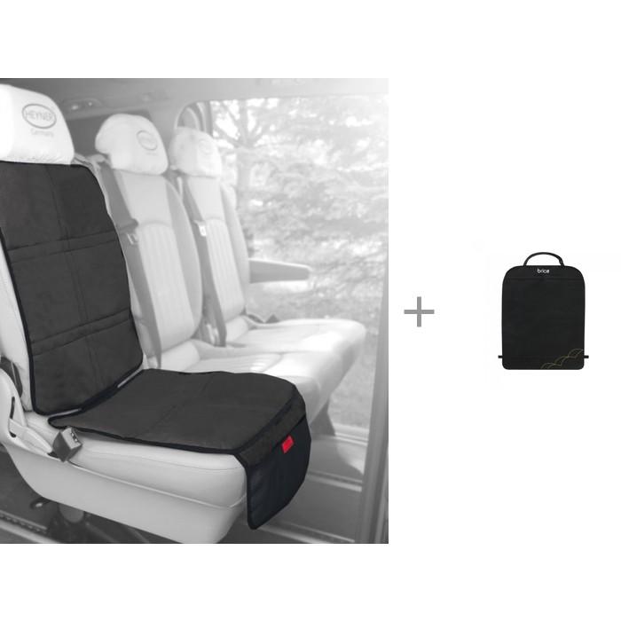 Картинка для Heyner Защитных ковриков Seat Backrest Protector и Munchkin Brica