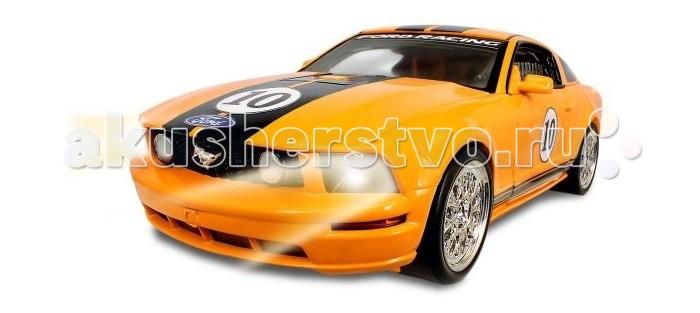 Машины Happy Well Трансформер-машина Ford Mustang 1:18 сварочный инвертор patriot 170 dc