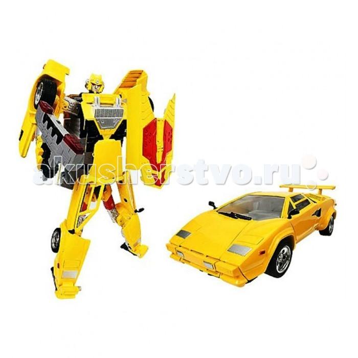 Роботы Happy Well Трансформер-машина Lamborghini Countach 1:24