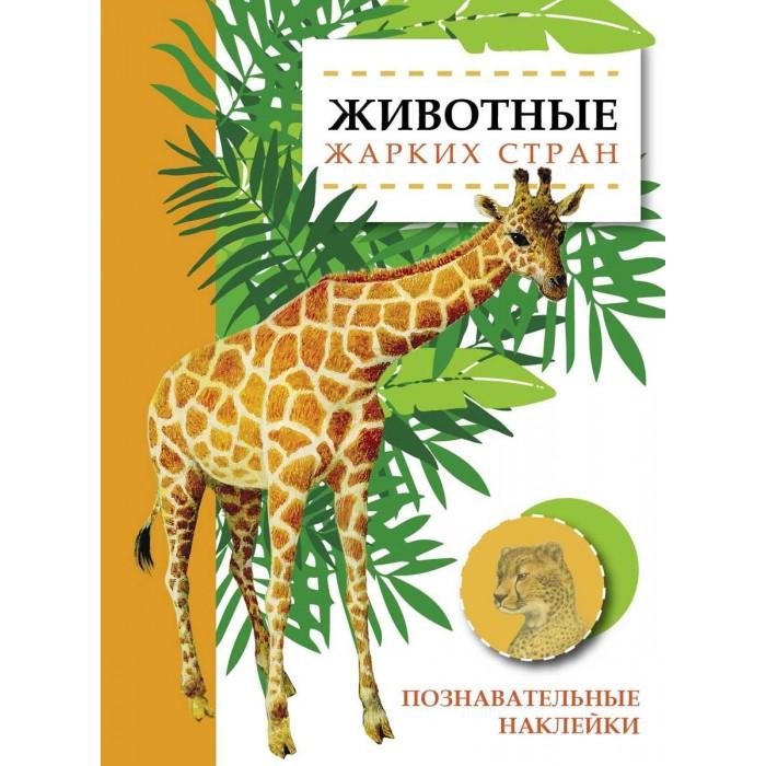 Детские наклейки Стрекоза Познавательные наклейки Животные жарких стран познавательные наклейки животные жарких стран 45 многоразовых наклеек