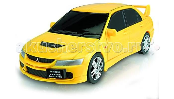 Happy Well Трансформер-машина Mitsubishi Lancer Evolution 1:32
