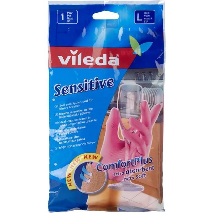 Купить Vileda Перчатки для деликатных работ в интернет магазине. Цены, фото, описания, характеристики, отзывы, обзоры
