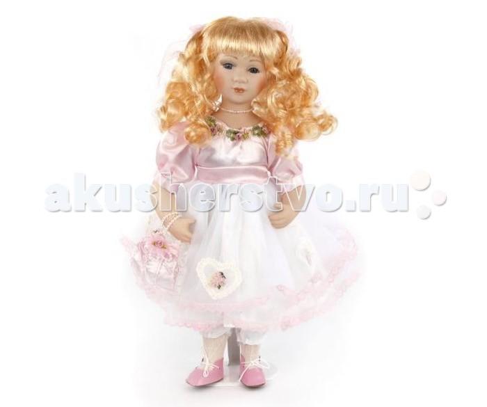 Куклы и одежда для кукол Angel Collection Кукла фарфоровая Мелани 16 40.6 см
