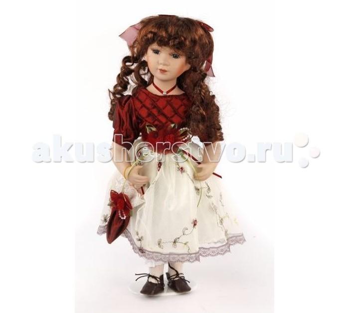 Куклы и одежда для кукол Angel Collection Кукла фарфоровая Венди 16 40.6 см цены онлайн