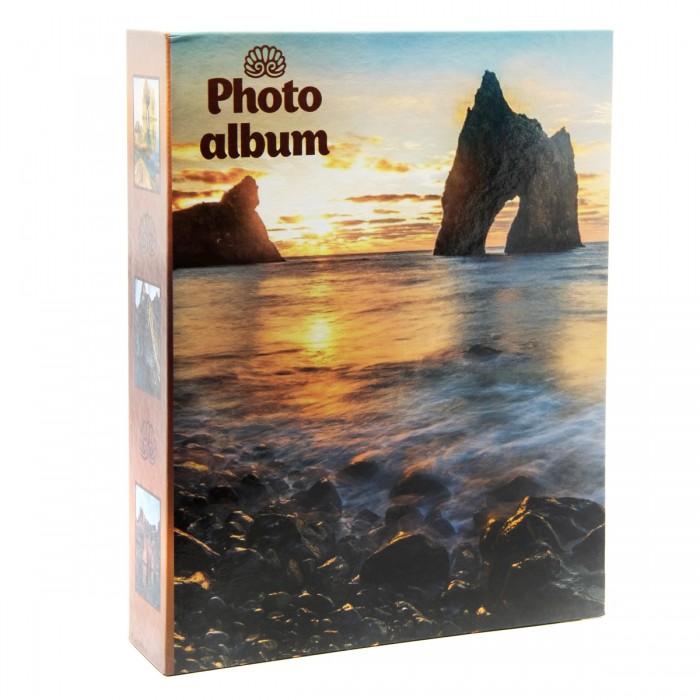 Фотоальбомы и рамки Pioneer Фотоальбом 200 фото 10х15 см 43262/LM-4R200 фотоальбомы и рамки brauberg фотоальбом путешествие 200 фото 10х15 см