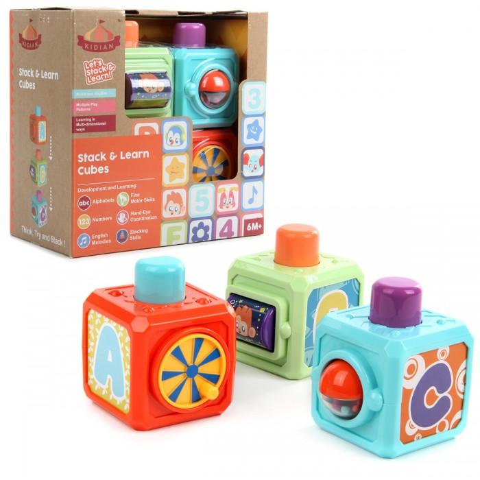 Картинка для Развивающие игрушки Veld CO интерактивные Кубики