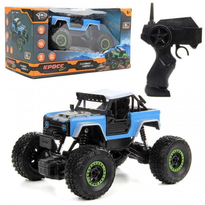Картинка для Радиоуправляемые игрушки Veld CO Машина на радиоуправлении 1:20 с аккумулятором 85807