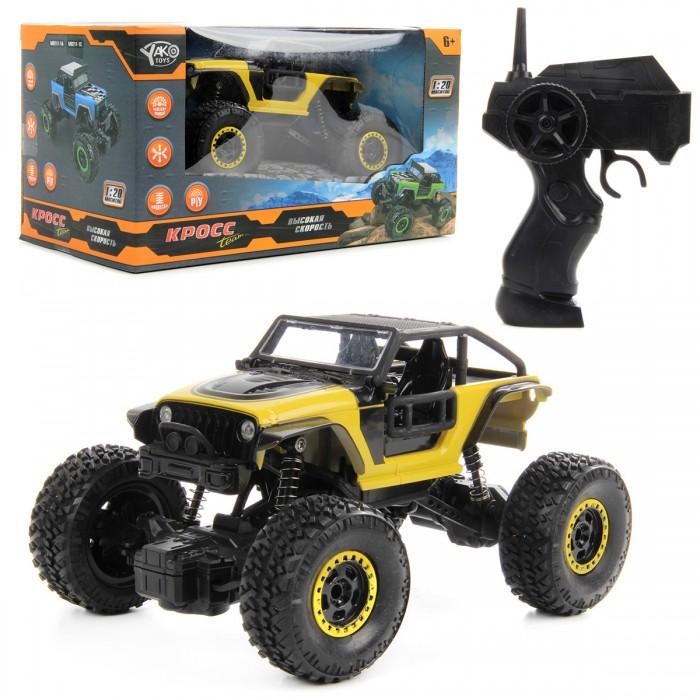 Картинка для Радиоуправляемые игрушки Veld CO Машина на радиоуправлении 1:20 с аккумулятором 85808