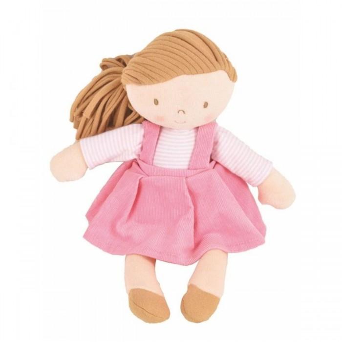 Мягкая игрушка Bonikka Мягконабивная кукла Rose в подарочной упаковке