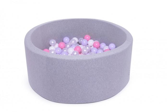 Anlipool Сухой бассейн с комплектом шаров №32 Lavender grey фото