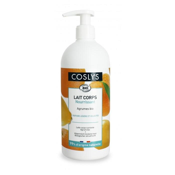 Купить Косметика для мамы, Coslys Лосьон для тела Апельсин 500 мл
