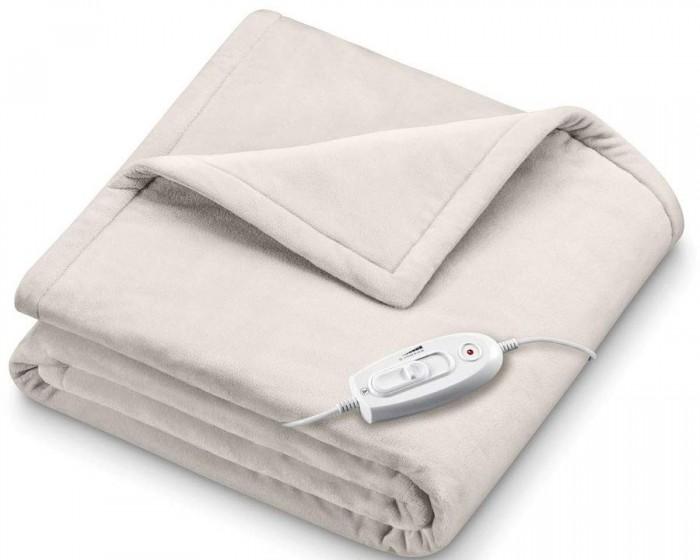 Купить Электропростыни и одеяла, Sanitas Одеяло электрическое SHD 70 Cosy 100 Вт 130х180 см