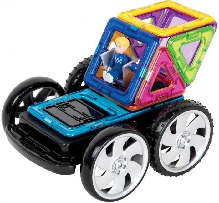 Купить Конструкторы, Конструктор Magformers магнитный RC Kart Set (13 деталей)