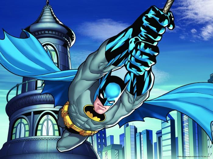 Пазлы Prime 3D Стерео пазл Полет Бэтмана