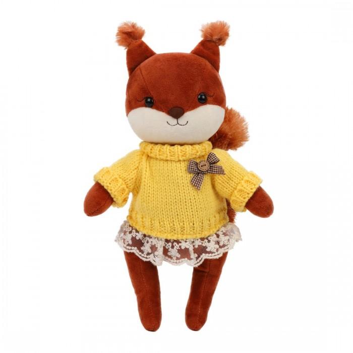 Купить Мягкие игрушки, Мягкая игрушка Angel Collection Белочка Белль в свитере