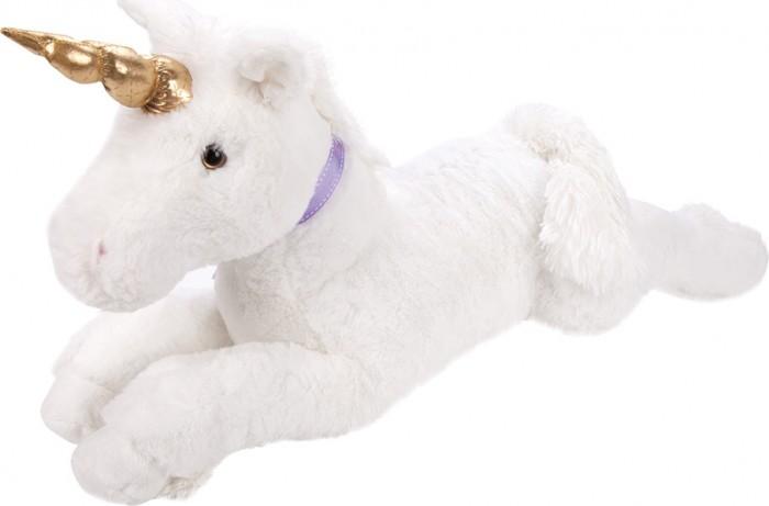 Мягкая игрушка Fluffy Family Единорог белый 68 см.