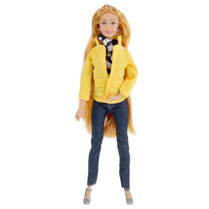 Картинка для Куклы и одежда для кукол Карапуз Кукла София с аксессуарами для волос 29 см BLD167-S-KB