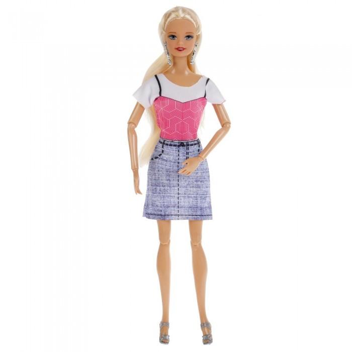 Карапуз Кукла София с набором из 4 платьев и аксессуарами 29 см