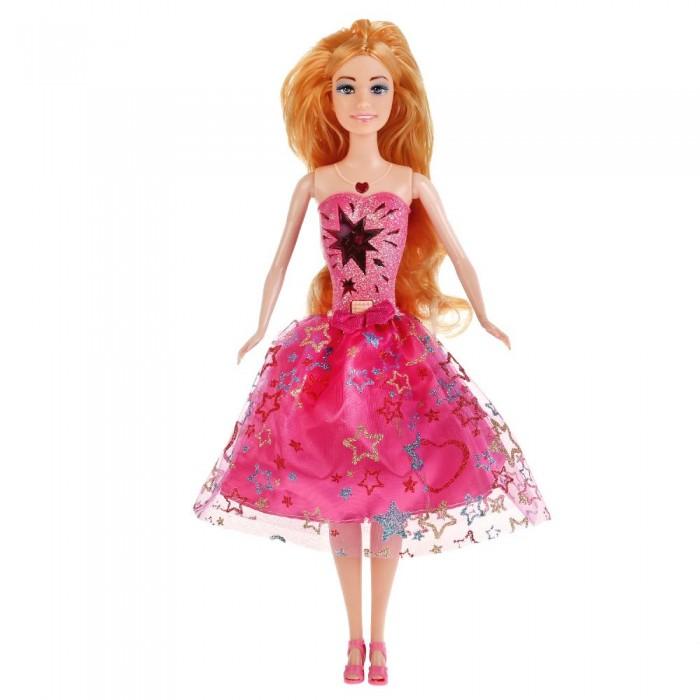 Куклы и одежда для кукол Карапуз Кукла 4 песни 29 см