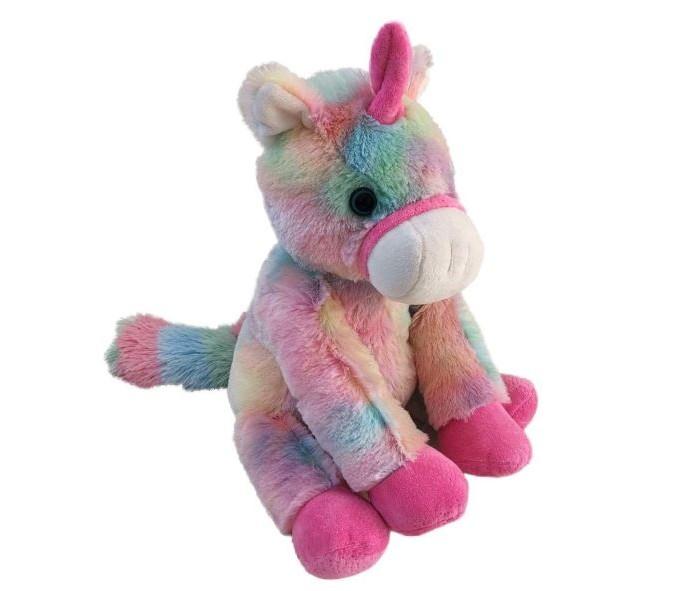 Мягкие игрушки Fluffy Family Единорог Радуга 24 см