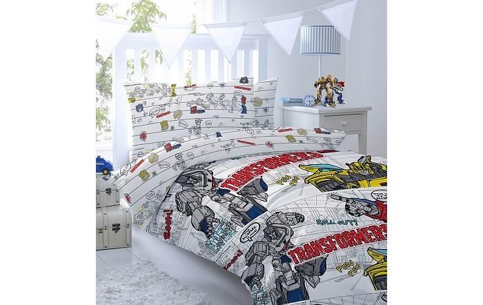 Постельное белье 1.5-спальное Mona Liza Transformers Bumblebee (3 предмета)