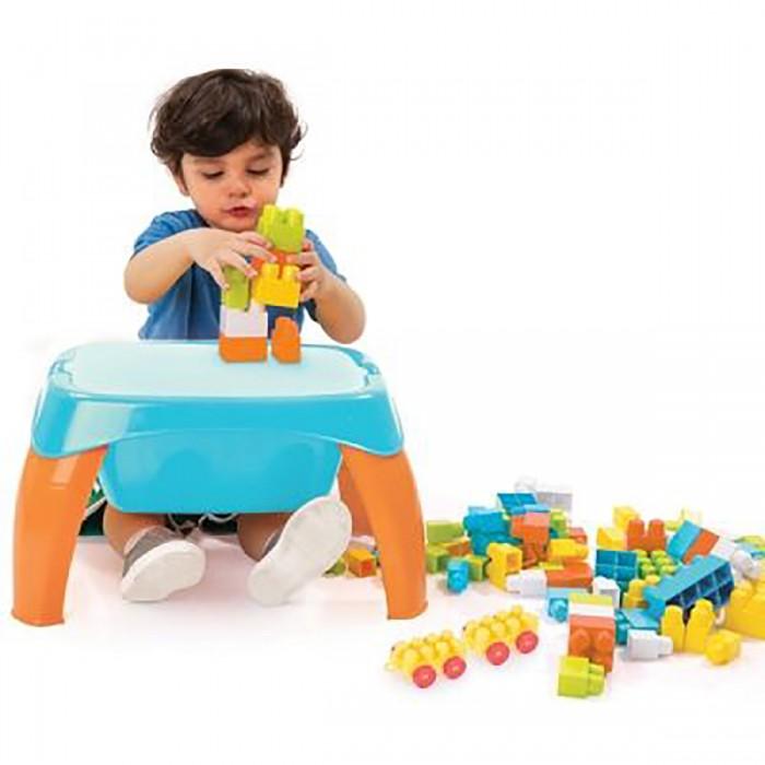 Конструкторы Wader Развивающий столик с кубиками (42 элемента)