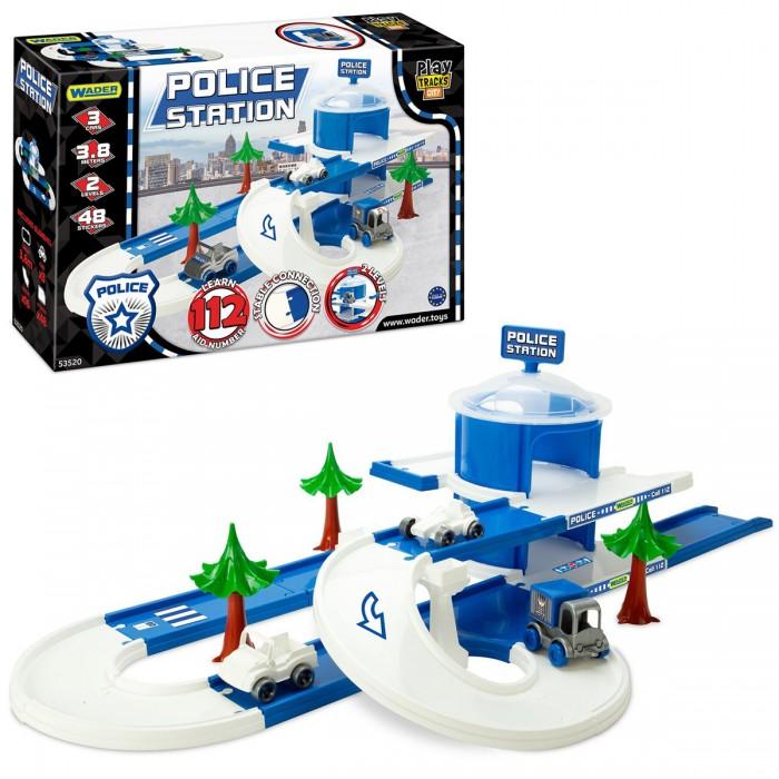 Машины Wader Набор полиция