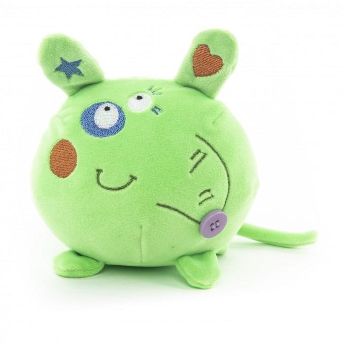 цена на Мягкие игрушки Button Blue Мышка 10 см 73-PT005R
