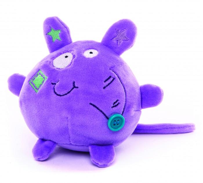 цена на Мягкие игрушки Button Blue Мышка 10 см 73-PT006R