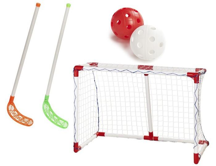 Спортивный инвентарь Proxima Набор для игры в хоккей на траве: 1 ворота, 2 клюшки и 2 мяча